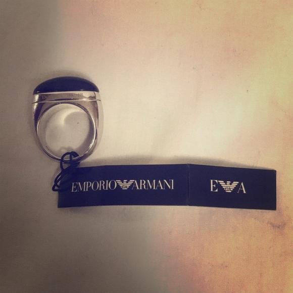 Emporio Armani Other - Emporio Armani Unisex Ring
